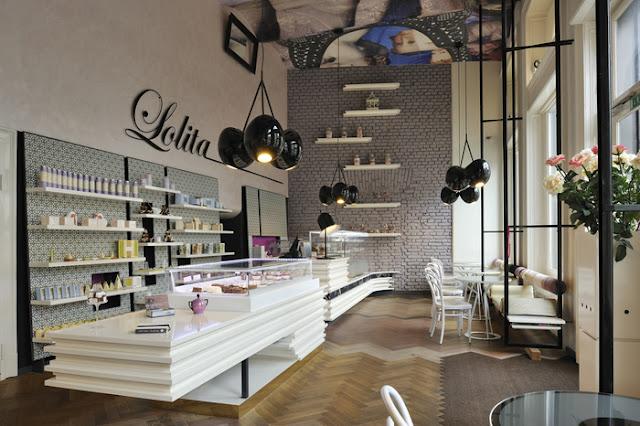Preciously Me : Lolita cafe