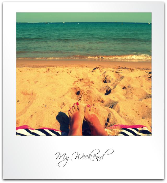 Preciously Me blog : My weekend dolce farniente