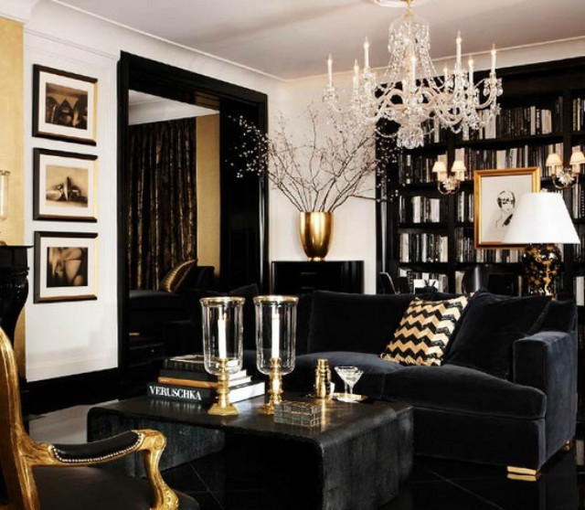 Black Gold Interiors Preciously Me