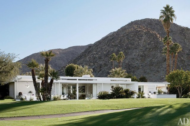Preciously Me blog : Mid Century Home in Palm Springs