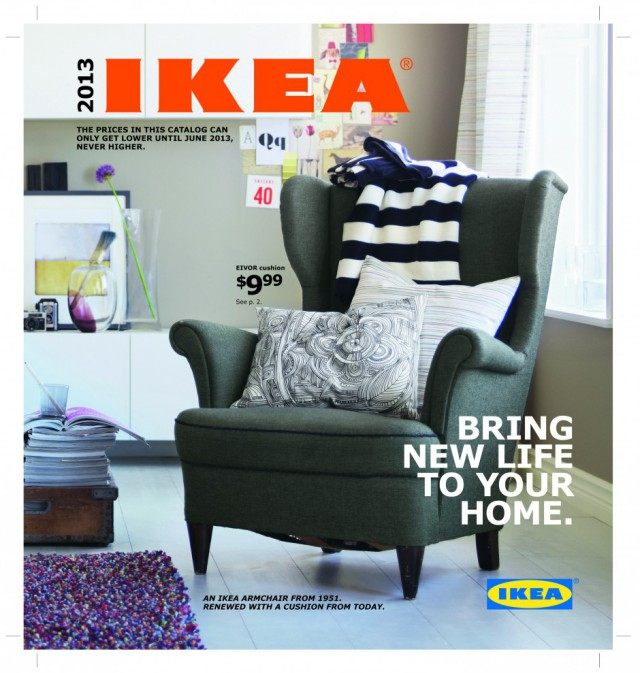 Preciously Me blog : IKEA US catalog cover 2013