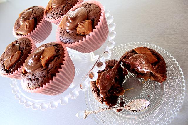 Preciously Me : Cupcakes Chocolat & Speculoos