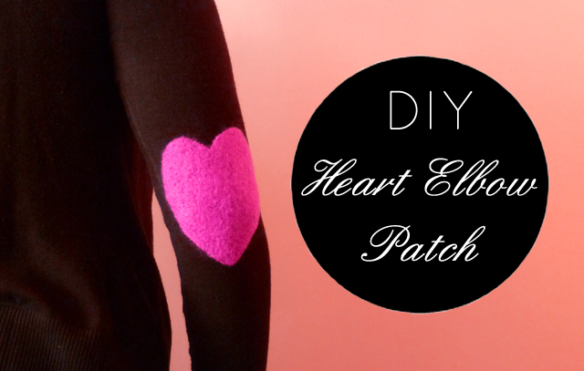 DIY elbow patck