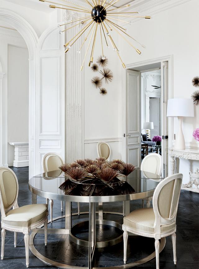 Preciously Me blog : Lauren Santo Domingo's home