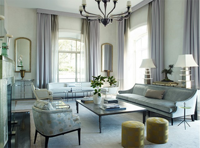 An elegant home in new york preciously me for Decoration interieur