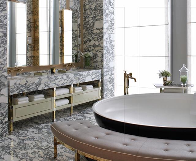 Grey Marble Bathroom marble bathroom   preciously me