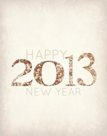Preciously Me blog : Happy New Year 2013