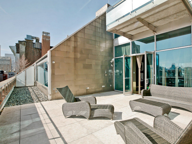 Alicia Keys' New York Penthouse