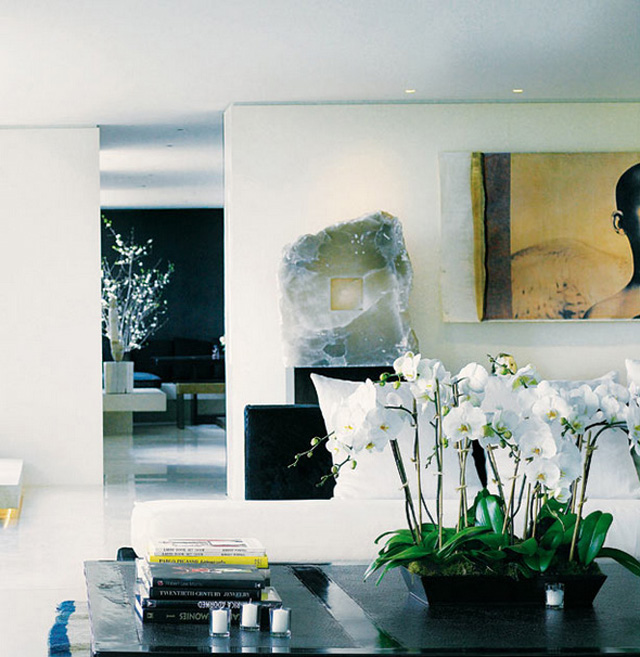 Preciously Me blog : Donna Karan's Home