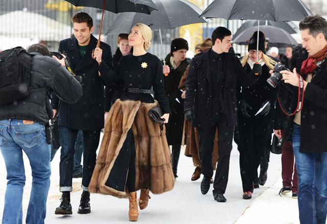 Preciously Me blog : Paris Street Style