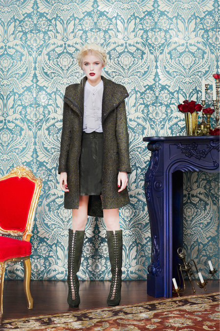 Preciously Me blog : Alice + Olivia Fall 2013