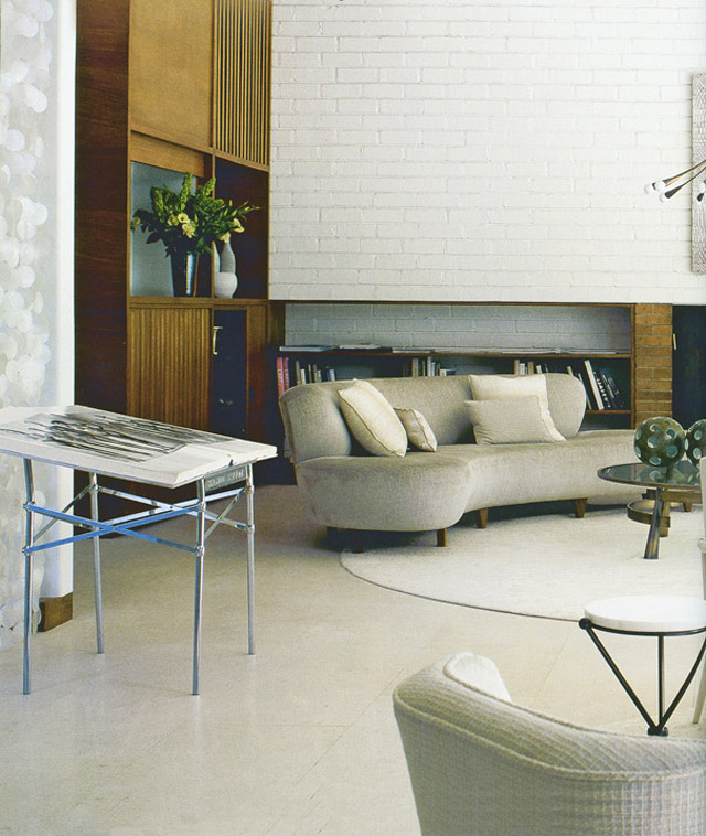 Preciously Me blog : A Mid Century Home in Beverly Hills