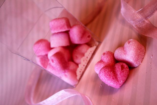 Preciously Me blog : DIY / Homemade Sugar Cubes