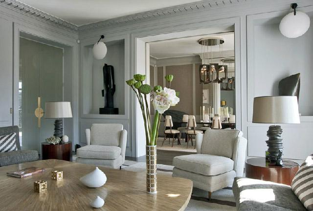 Preciously Me blog : Precious Room of the Week - Jean Louis Deniot