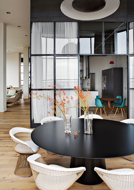 Preciously Me blog : A Penthouse in Moscow