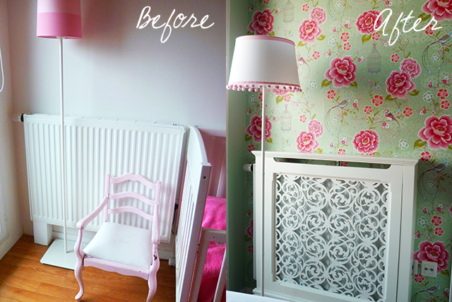 Preciously Me blog : Girls Bedroom Makeover