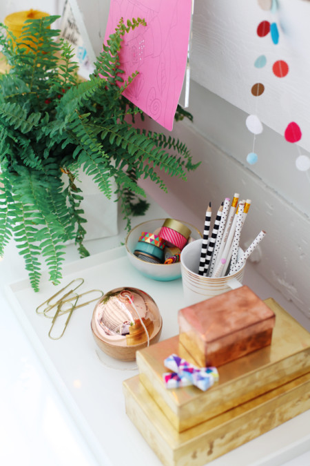 Preciously Me blog : Stylish office - Bri Emery