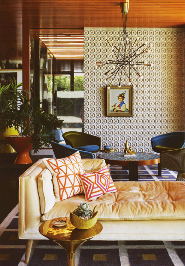 Back in time with jonathan adler preciously me for 70s decoration