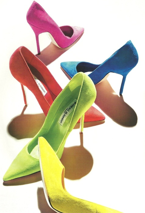 Preciously Me blog : Manolo Blahnik