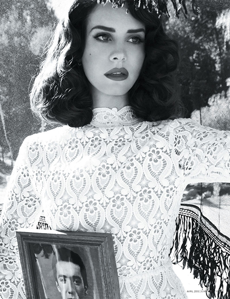 Preciously Me blog : Lana del Rey - L'Officiel