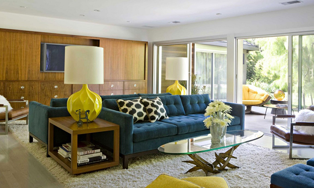 Preciously Me blog : Brentwood Residence - Jamie Bush & Co