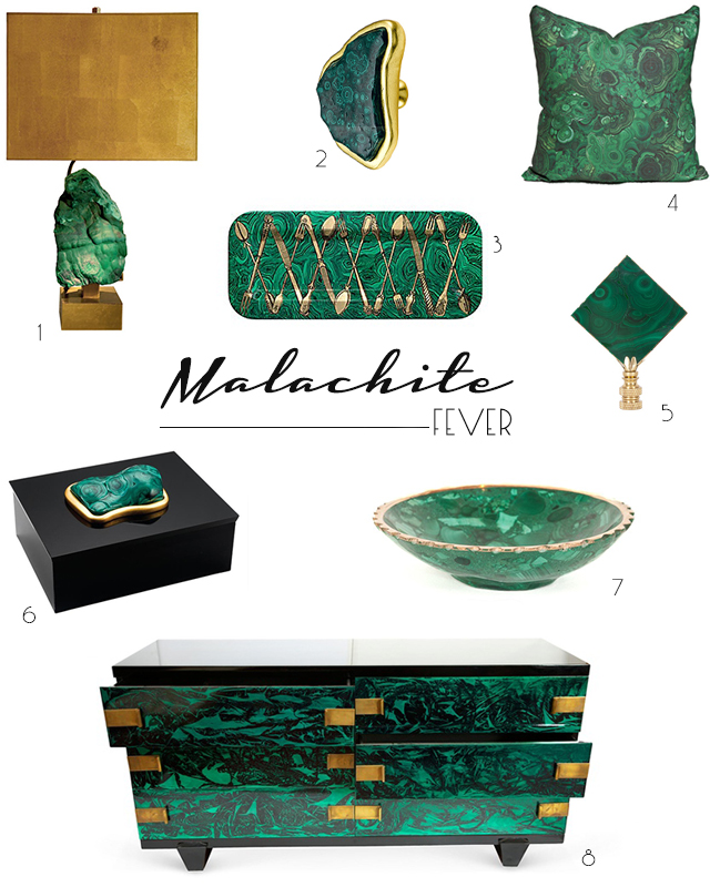 Preciously Me : Malachite Fever