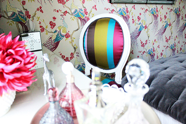 Preciously Me blog : Bedroom Small Makeover