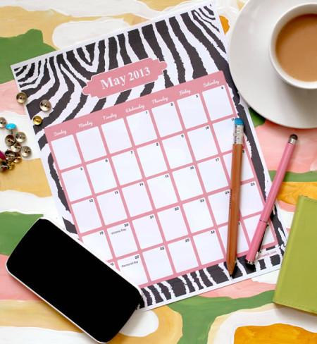 Preciously Me blog : Cozamia calendar