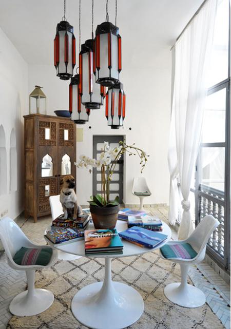 Preciously Me blog : DIY Beni Ouarain Moroccan Rug