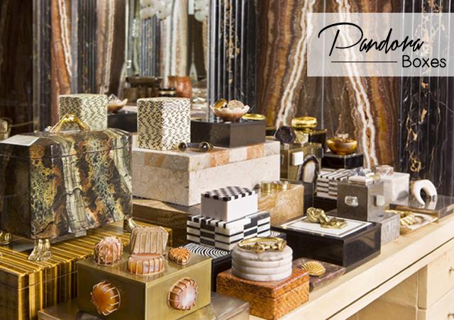 Preciously Me blog for Mimosa Lane : Pandora Boxes