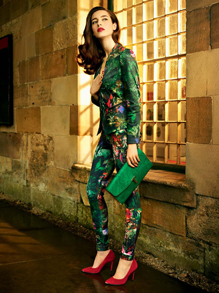 Preciously Me blog : Ted Baker autumn/winter 2013-2014