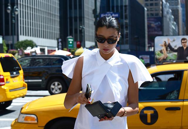 Preciously Me blog : NY Fashion Street Style Spring '14