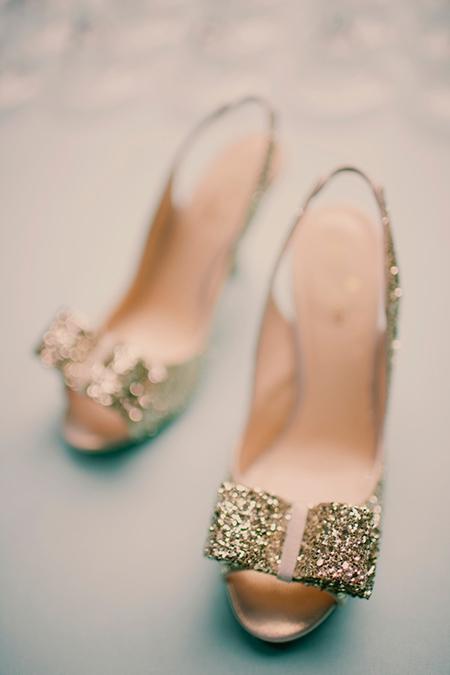 Preciously me blog : Kate Spade Sparkling shoes