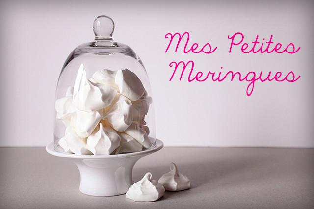 Preciously Me blog : Mes Petites Meringues