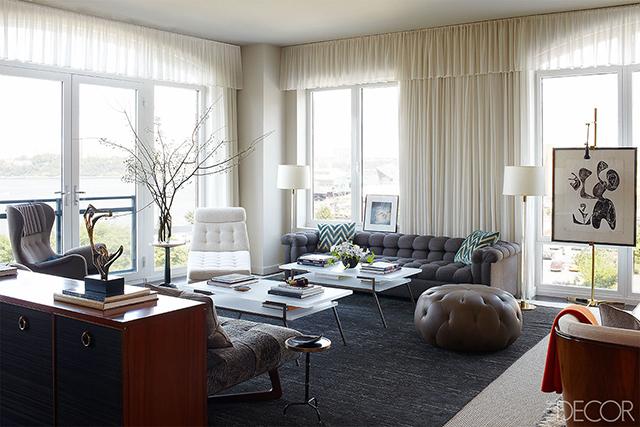 Preciously Me blog : Sophisticate New York Appartment