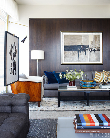 Sophisticated Home With Asian Tone: A Sophisticated Manhattan Apartment