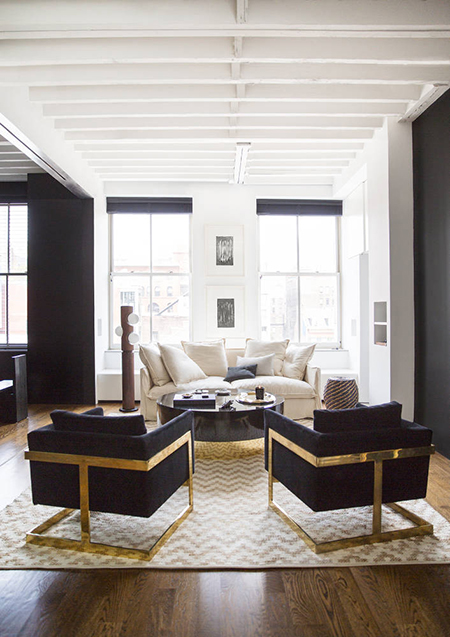 Preciously Me blog : Rita Hazan's New York City apartment by Nate Berkus