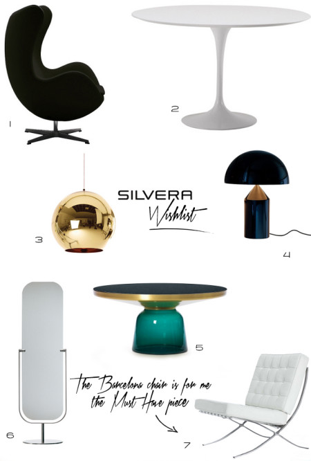 Preciously Me blog : Silvera Wishlist
