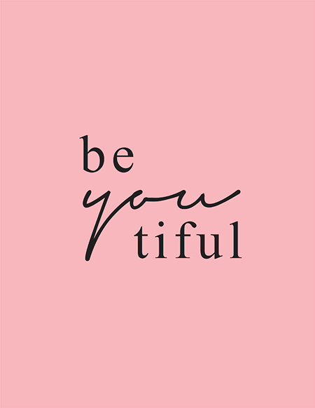 Preciously Me blog : Be You Tiful - Beautiful