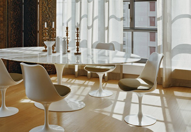 Preciously Me blog : Saarinen Knoll - Designers furniture