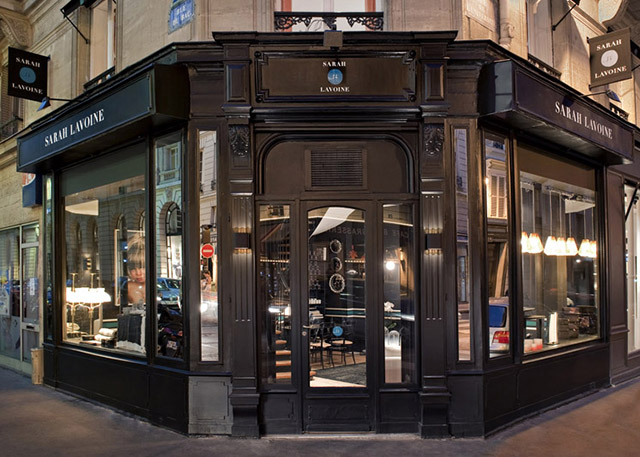 Nouvelle boutique sarah lavoine paris preciously me for Boutique decoration paris
