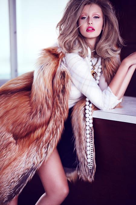 Preciously Me blog : Glamorous Kristina Romanova