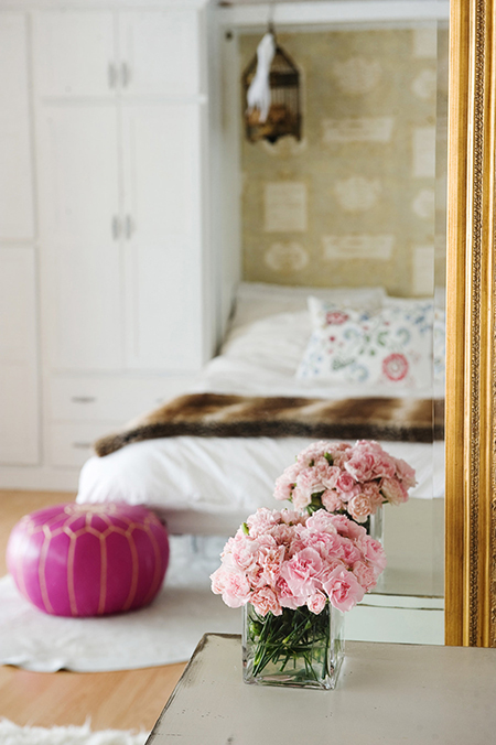 Preciously Me blog : Precious room of the week - French inspired loft