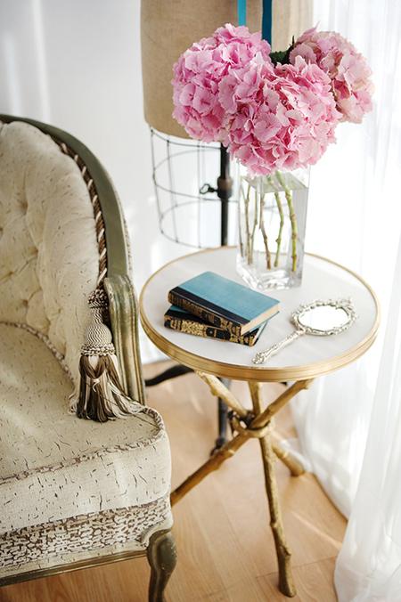 Preciously Me blog : Precious room of the week - French inspired loft