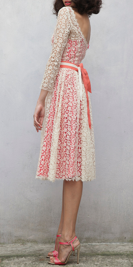 Preciously Me blog : Luisa Beccaria - Pre Spring 2014 Collection