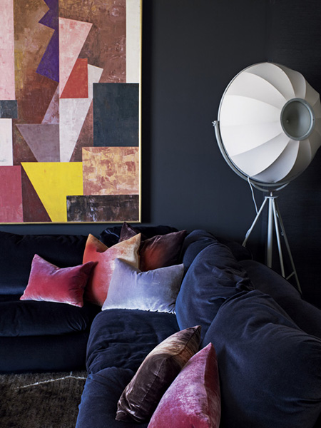 Preciously Me blog : A Designer's Home - Christian Lyon