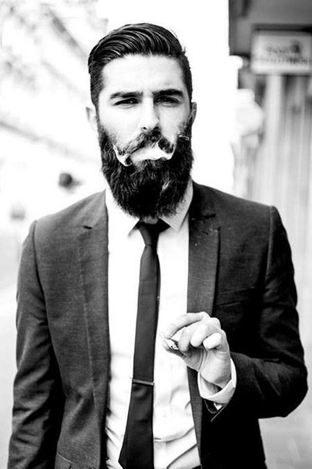 Preciously Me blog : Beard Beauty