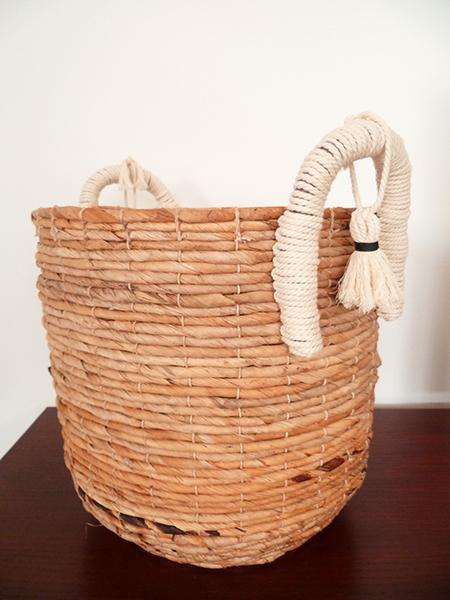 Preciously Me blog : DIY - Customize a Basket