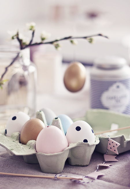 Preciously Me blog : DIY Easter Eggs