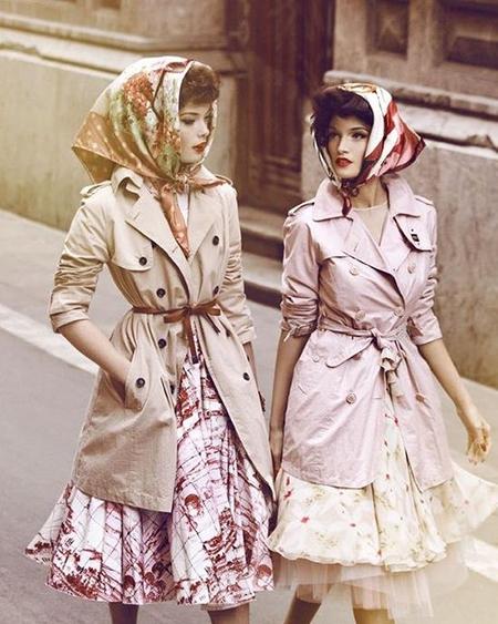 Preciously Me blog : Style Love - Headscarf